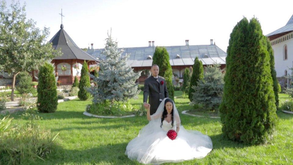 Filmari nunti manastire