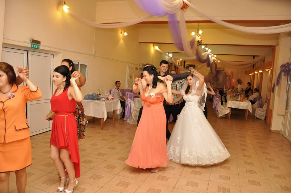 Filmari nunti galati
