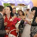 Filmari nunti primirea invitatilor Vaslui nunta Ionut si Oana