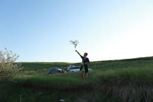 filmare aeriana drona