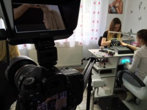 filmari spoturi publicitare filmare spot publicitar SUPER Beauty SALON Barlad