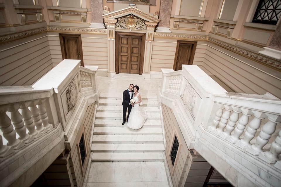 Fotografii album nunta