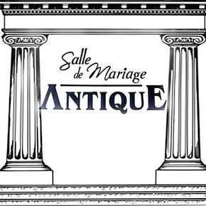 Restaurant Antique Logo