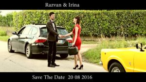 Save the Date Razvan si Irina